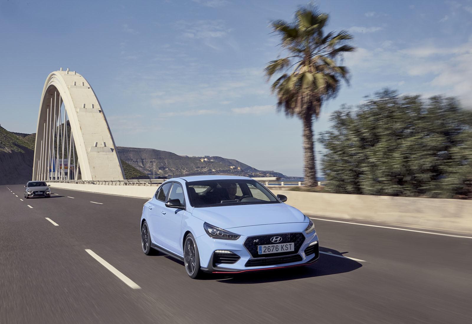Foto de Hyundai i30 Fastback N 2019 (presentación) (124/125)