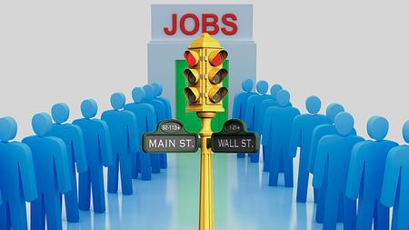 EPA del 1T2017: 17.200 desempleados más hacen subir la tasa de paro hasta el 18,75%