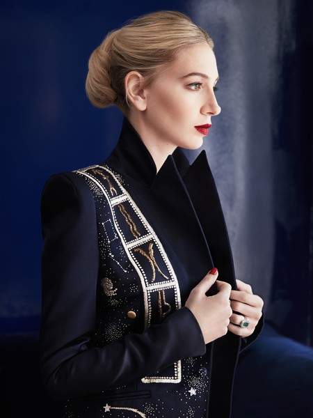 La chaqueta 'Zodiac' de Schiaparelli, un icono reinventado