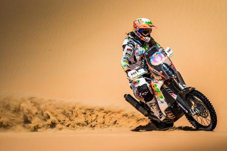 Laia Sanz Abu Dhabi Desert Challenge 2016 Ktm