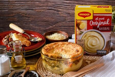 Pastel De Carne Con Pure De Patata 2