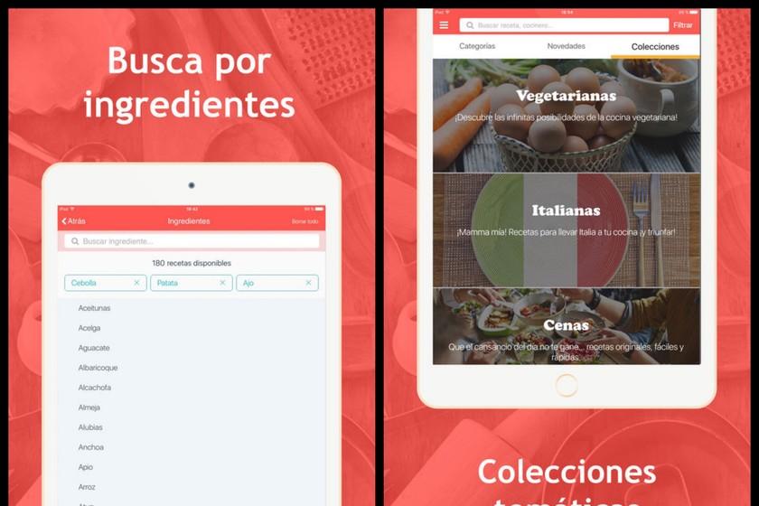 Hatcook: una app para tu móvil que te convierte en todo un chef con recetas saludables