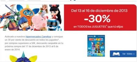 Ataca 30Descuento Nuevo Carrefour Juguetes En ¡un De vmwN08n