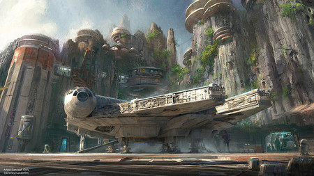 Star Wars Land 10