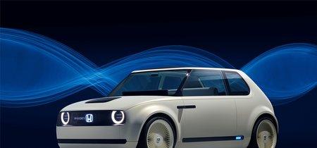 Honda reinterpreta el futuro con el Urban EV Concept, un compacto eléctrico que llegará en 2019