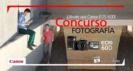 Consigue una Canon EOS 60D en nuestro nuevo concurso del Club Xataka Foto