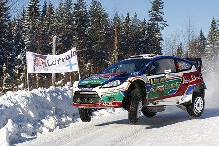 Previa del Rally de Suecia