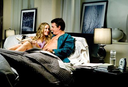 Nuevas fotos de la película de Sexo en Nueva York