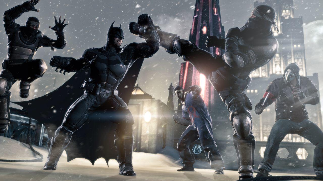 Foto de 200513 - Batman: Arkham Origins (3/10)