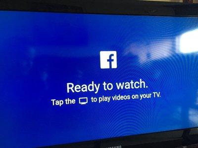 Cómo ver los vídeos de Facebook en tu tele con Chromecast