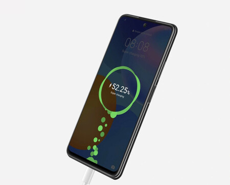 Huawei P Smart 2021 Bateria
