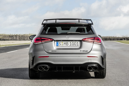Mercedes-AMG A 45 4Matic 2019