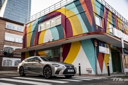 Lexus Ls 500h 2021 Prueba 046