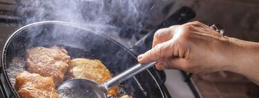Cuántas veces se puede freír en el mismo aceite (y qué variedad es mejor para reutilizar)