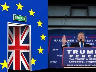 Trump y el Brexit los grandes eventos inesperados de 2016