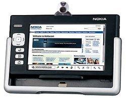 Nokia 770 con cámara y Wimax