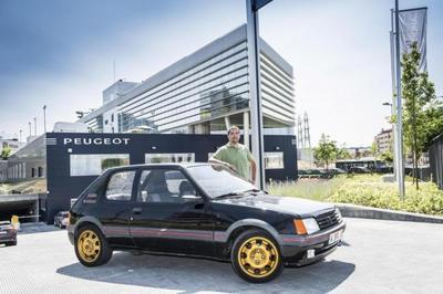 Peugeot GTi Project: The Remake (o cómo una marca te restaura tu joya)