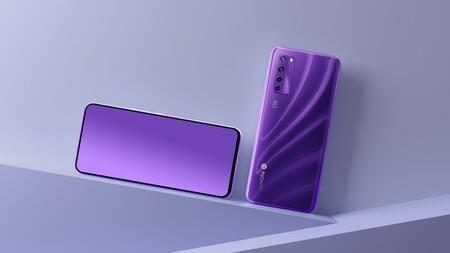 """ZTE Axon 20 en México: el primer smartphone con cámara frontal """"invisible"""" llegará al país este mes"""
