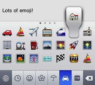 Emoji: Los emoticonos japoneses también en el iPhone 2.2