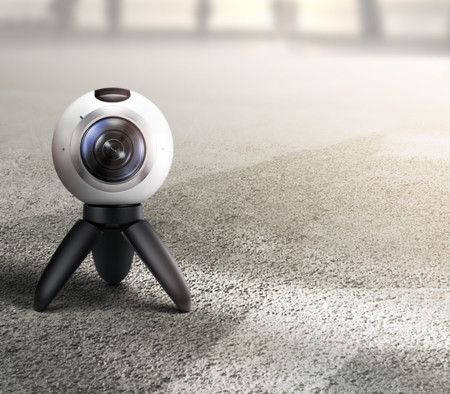 Gear 360 Connection
