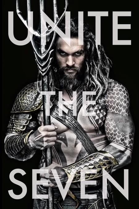 Primera imagen oficial de Jason Momoa como Aquaman
