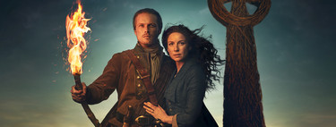 De 'Hunters' a 'Outlander': todas las series, películas y documentales que Movistar+ y Amazon Prime Video estrenan en febrero