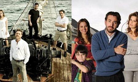Cinco elementos comunes encontrados en 'El barco' y 'Los protegidos'