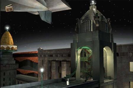 Grim Fandango Monumento