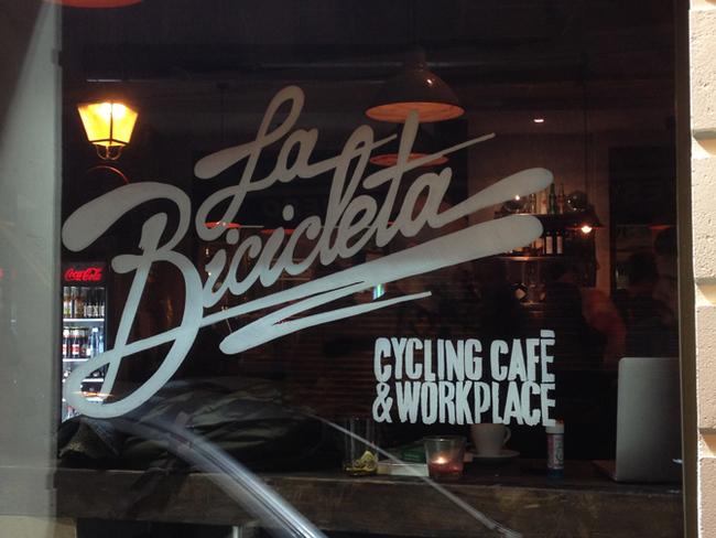 La Bicicleta Cycling Cafe&Workplace