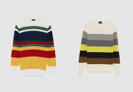 Piezas De Zara Para Regresar Al Furor Del Color Block De Los Noventas Esta Primavera