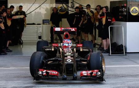 """Romain Grosjean: """"El E22 es muy difícil de conducir y no es eficiente"""""""