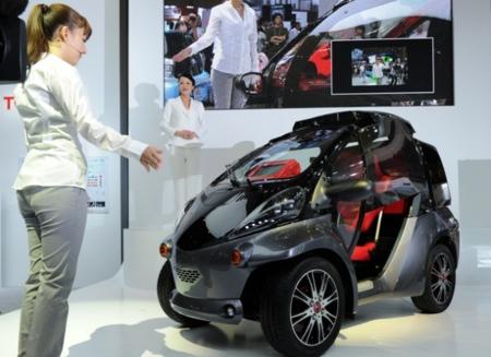El Smart INSECT de Toyota sabe que eres su dueño