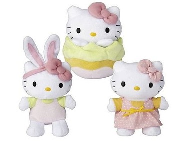 La Pascua de Hello Kitty
