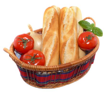 En España, la ingesta de pan es baja