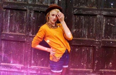 Moda en la calle: ¿con shorts en otoño?