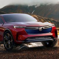 Buick Enspire Concept. El crossover eléctrico de 550 hp hará su debut en Beijing