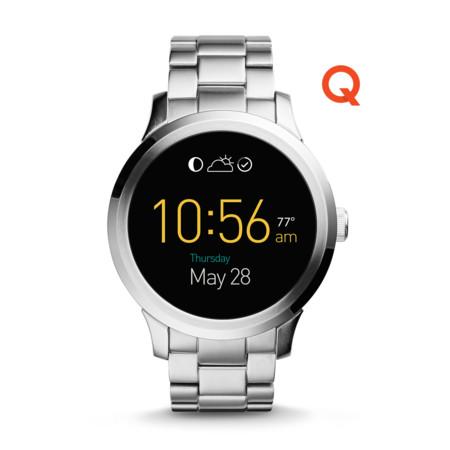Fossil se adentra al mercado de los smartwatches con su primer reloj digital táctil