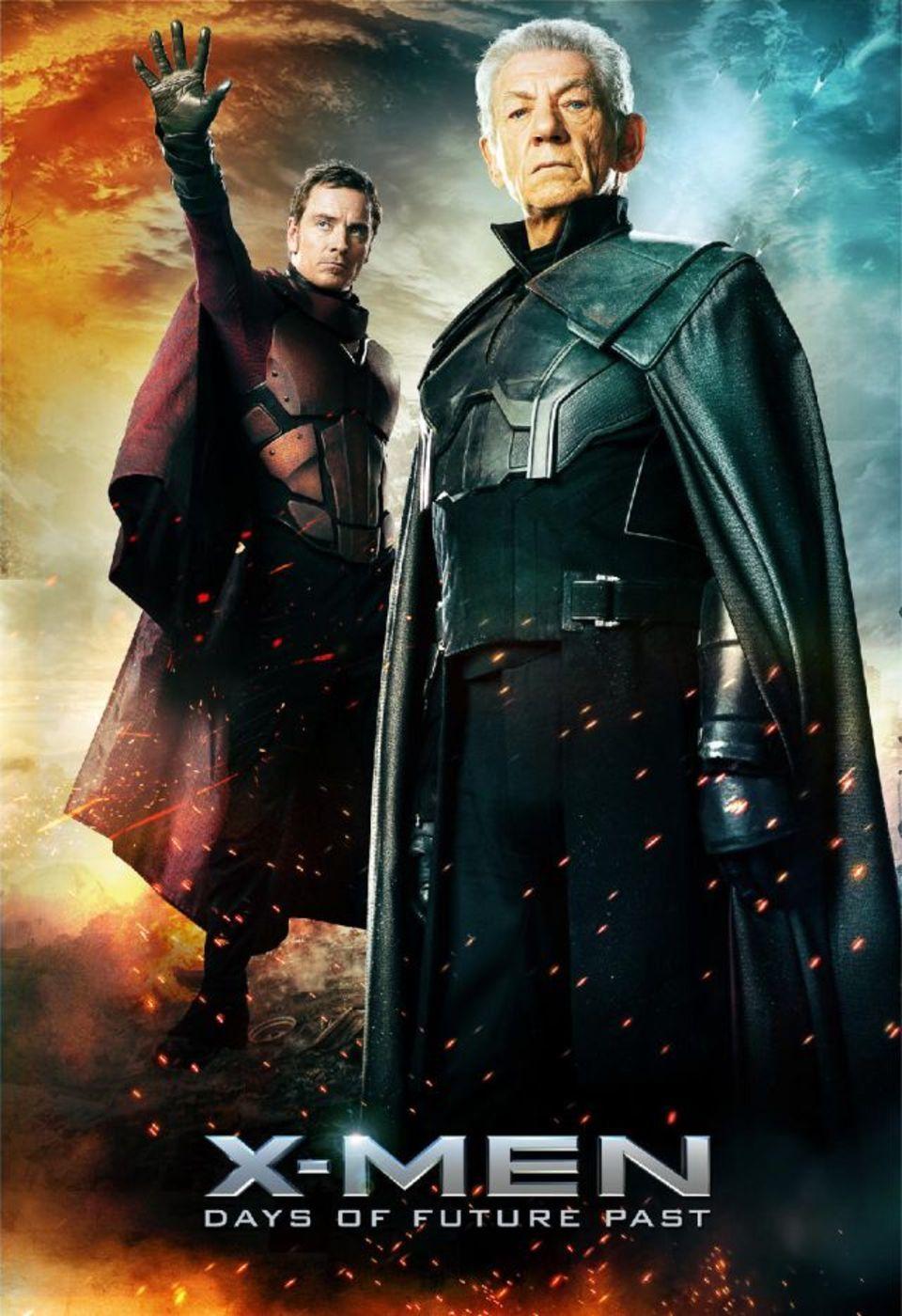 Foto de Posters de 'X-Men: Días del futuro pasado' (1/11)