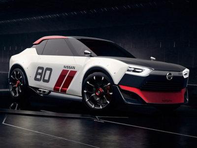¡Por fin lo veremos a toda velocidad! El Nissan IDX Concept estará en la película Furious 8