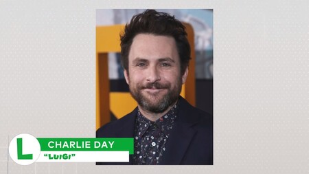 Nueva Pelicula Mario Personajes Voz Charlie Day Luigi