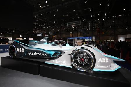 Fórmula E future car