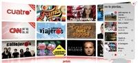 Play Cuatro, y los contenidos de las cadenas en internet
