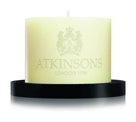 The Isle of Wight Bouquet, la vela de Atkinsons que te traslada a un jardín inglés sin ni siquiera encenderla