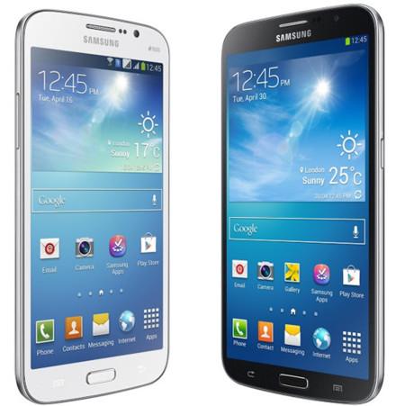 Samsung Galaxy Mega 6.3 y 5.8