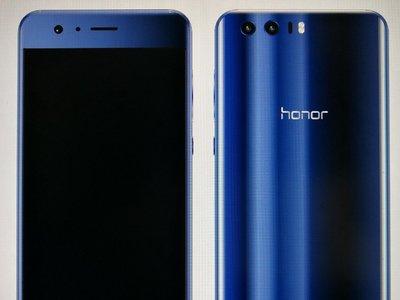 El Honor 9 cambiaría ligeramente su diseño y tendría sensor de huellas en el frontal