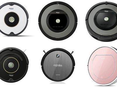 Mejores ofertas del Black Friday 2017 en Roomba y otros robots aspirador