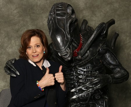 """Sigourney Weaver revela que ha rechazado una nueva película de 'Alien': """"Ripley merece un descanso"""""""