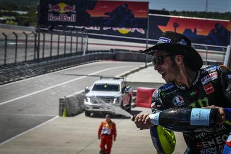 Valentino Rossi Motogp Austin 2019