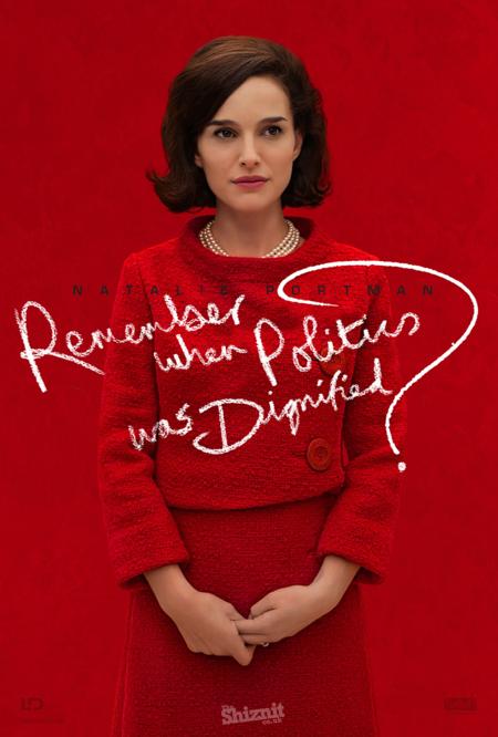 Honest Posters Oscars Jackie