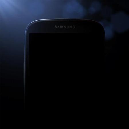 Samsung muestra la primera imagen del Galaxy S4
